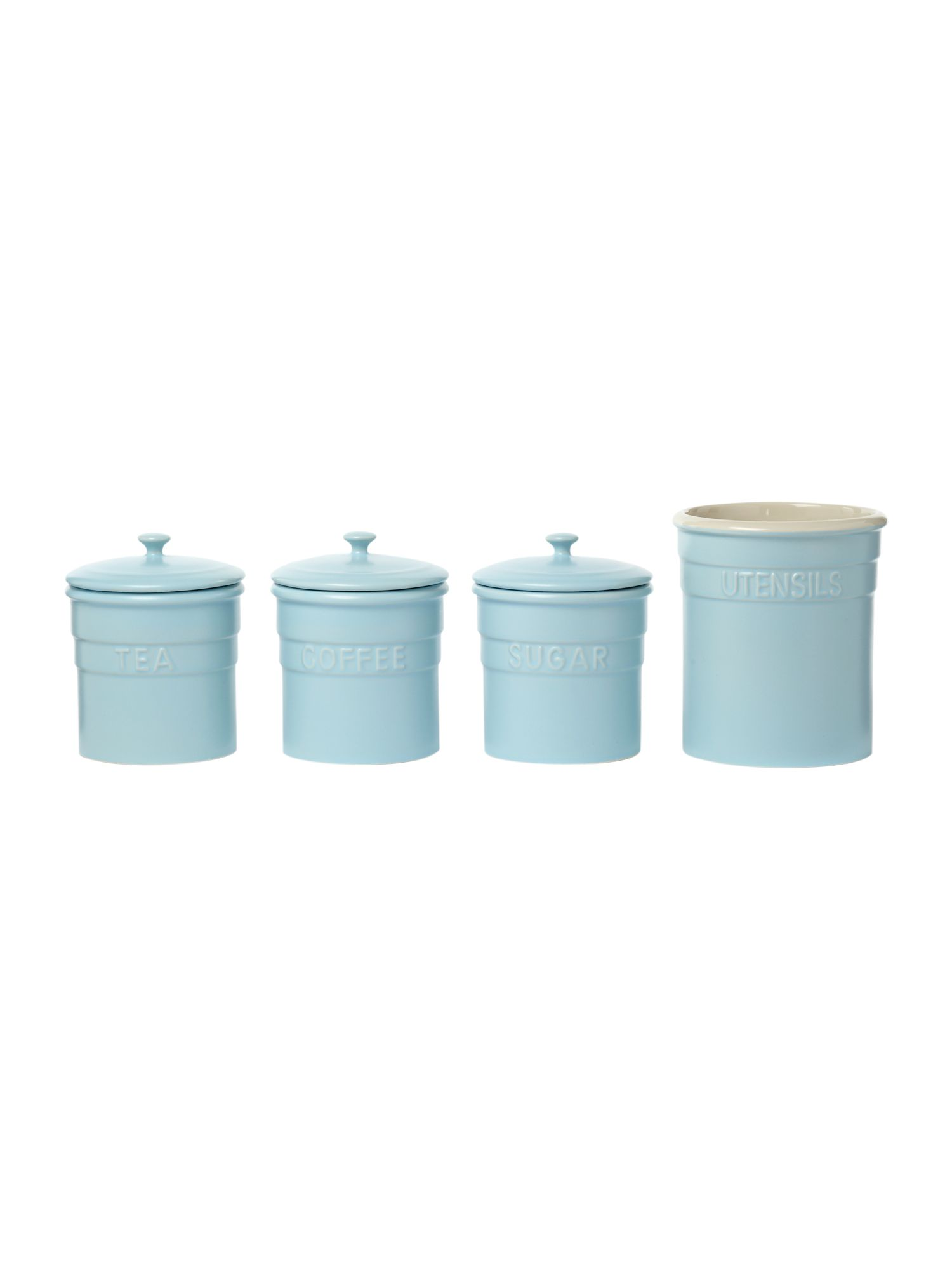 Maison Pale Blue Storage