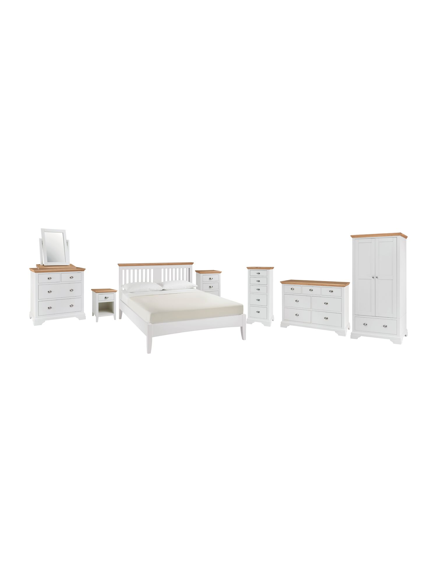 Etienne Bedroom Furniture Range