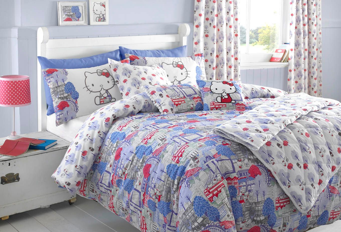 Capital single duvet cover set
