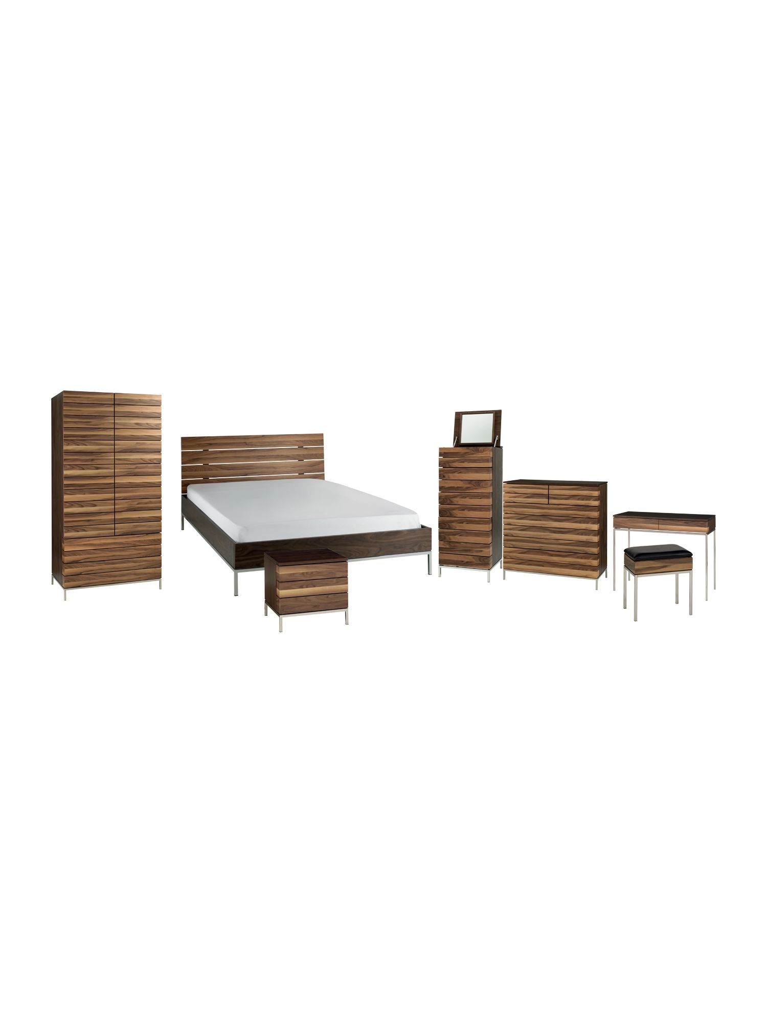 Dalston Bedroom Furniture Range