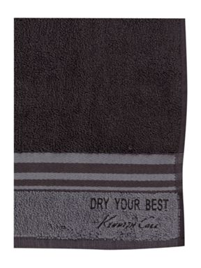 Kenneth Cole  Dry Your Best towels