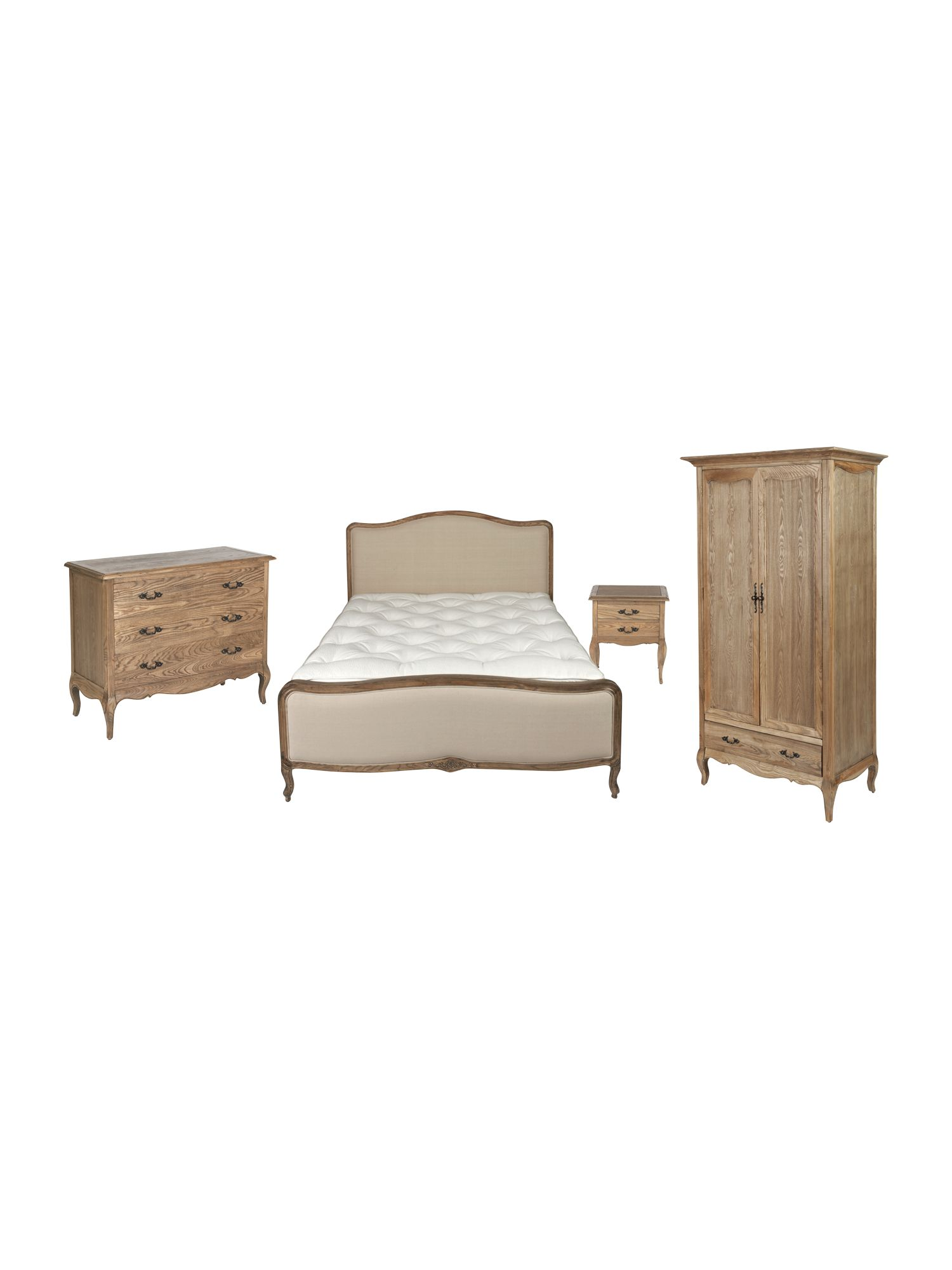 Bel Ami Bedroom Furniture Range.