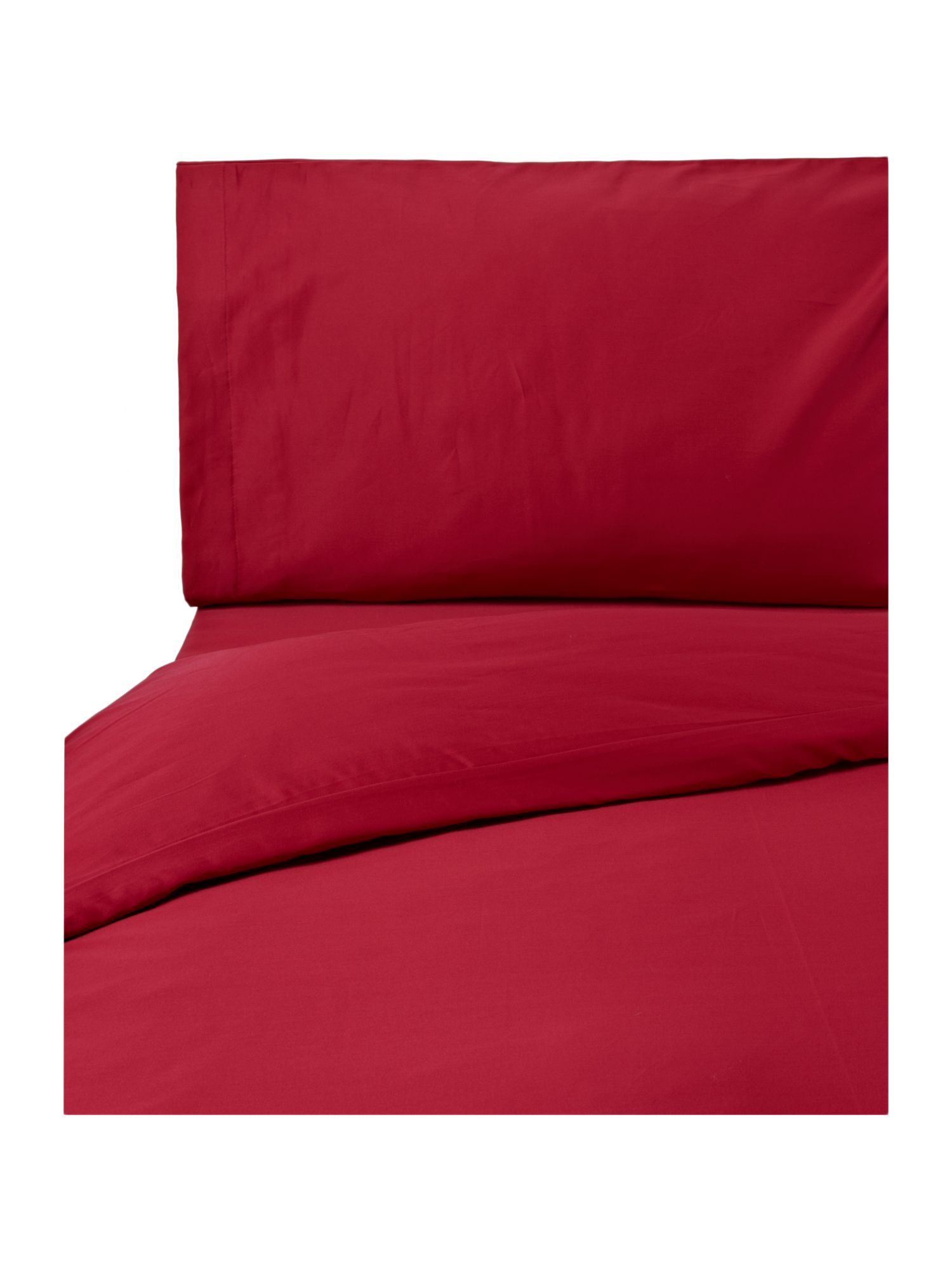 500 Thread count cherry sheeting range