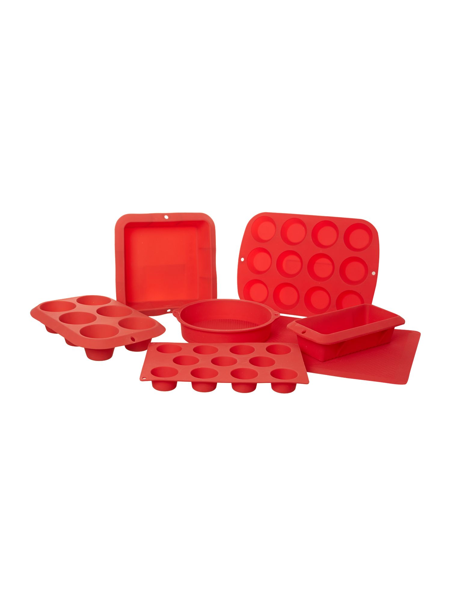 Bakeware Range in red
