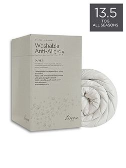 Linea Washable Anti Allergy 13.5 tog AS single