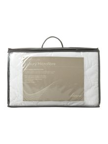 Luxury microfibre mattress protectors
