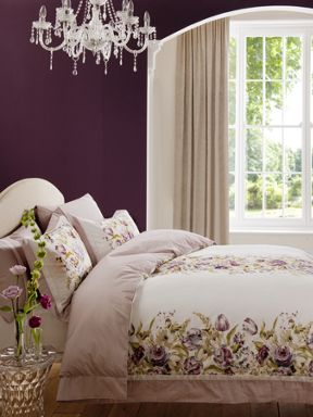 Dorma Grand Bouquet bed linen