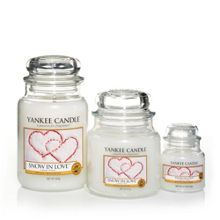 Yankee Candle Snow in love housewarmer range