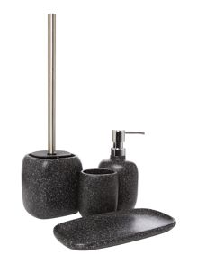 Linea Glitter bathroom accessories