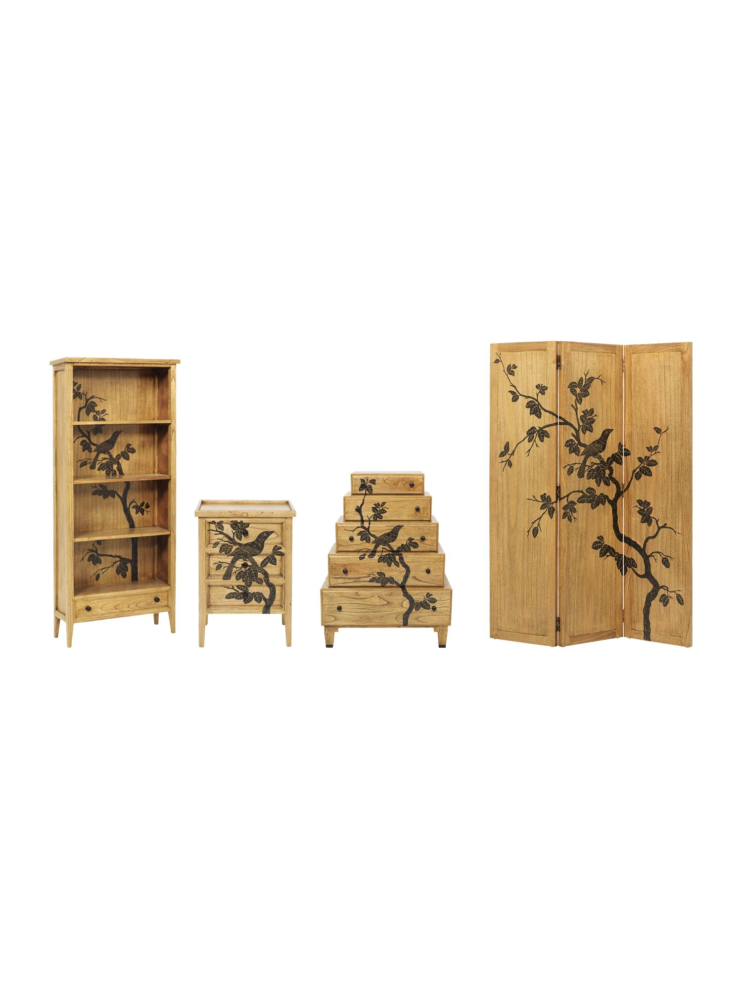 Blackbird bedroom range