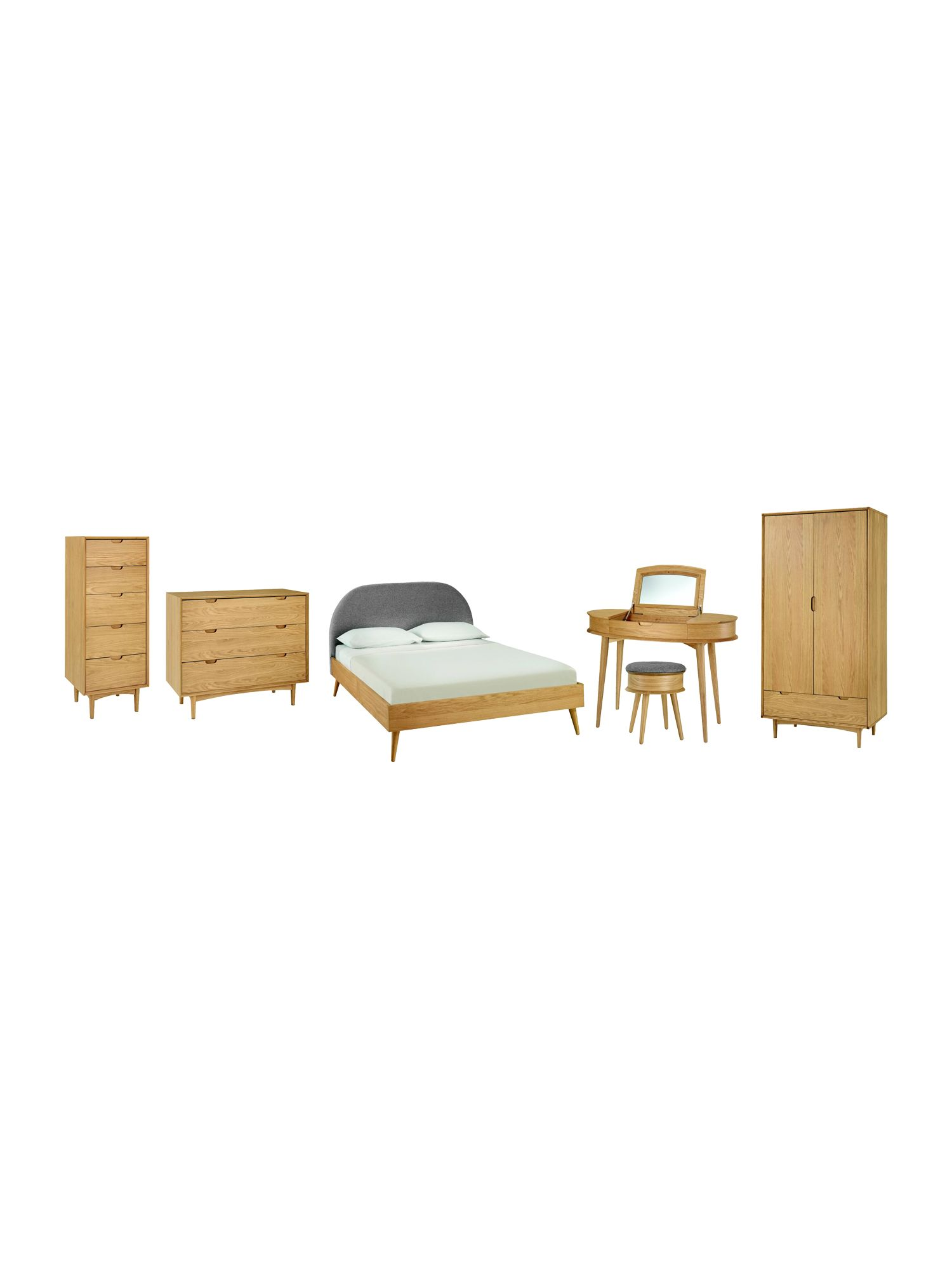 Hoxton bedroom range
