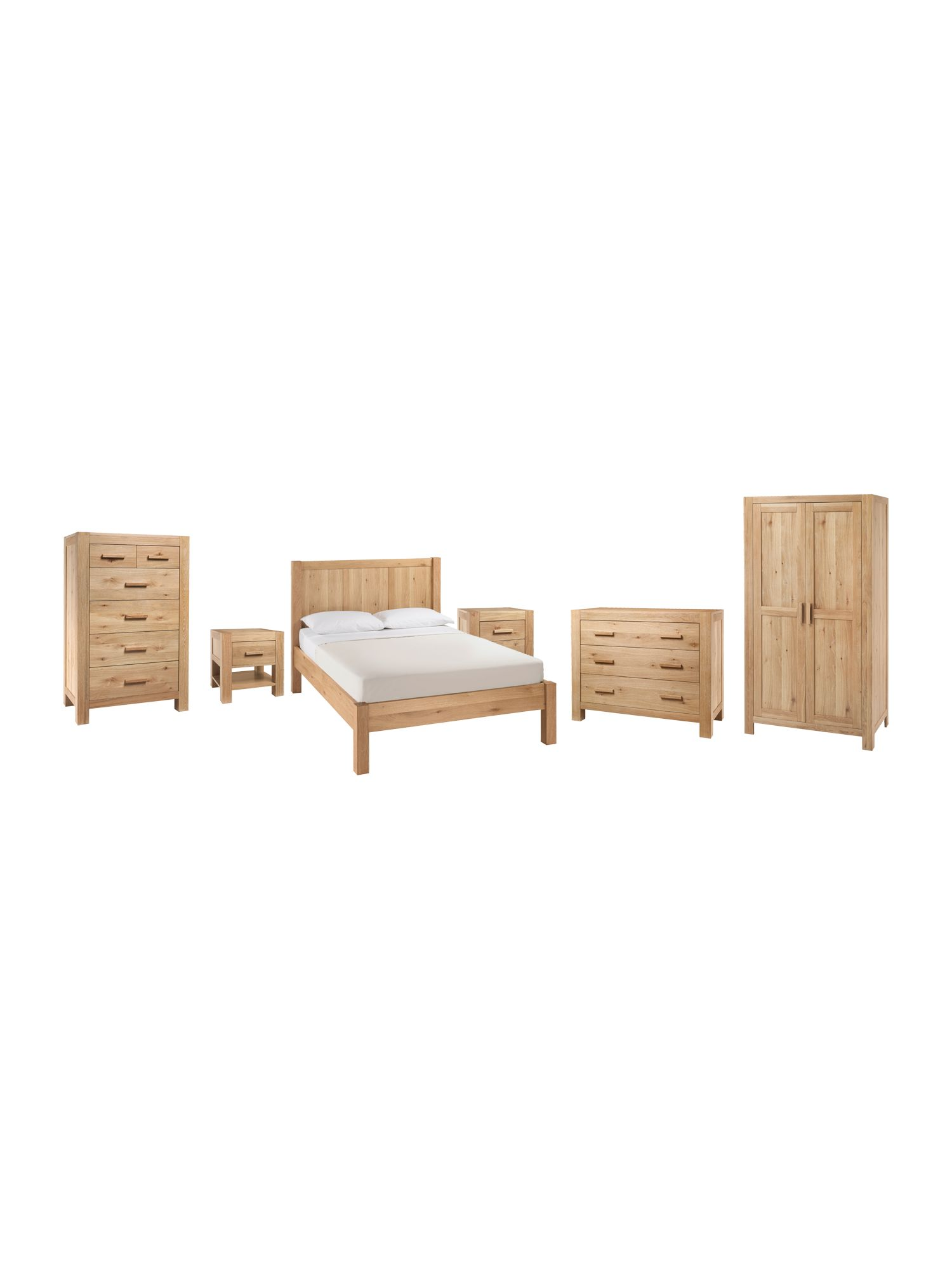 Rennes bedroom range