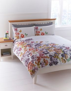 Linea Secret garden bed linen sets