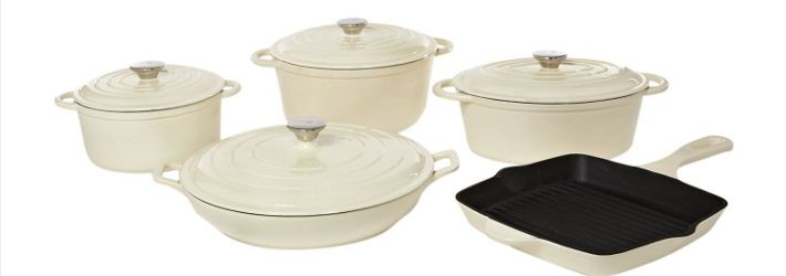 CASSEROLES & STOCK-POTS