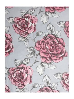 Linea Sketch rose printed bed linen sets