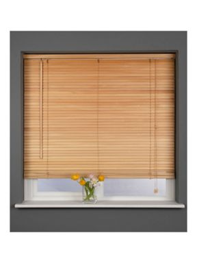 Montgomery Sunlover venetian blinds in natural