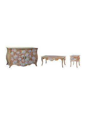 Linea Woodland living room range