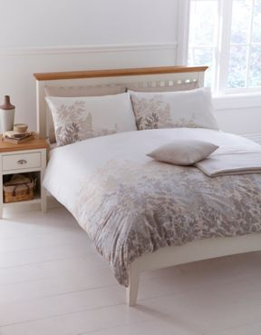 Linea Natural silhouette bed linen in natural