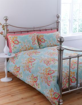Linea by Collier Campbell Georgia floral bedlinen sets