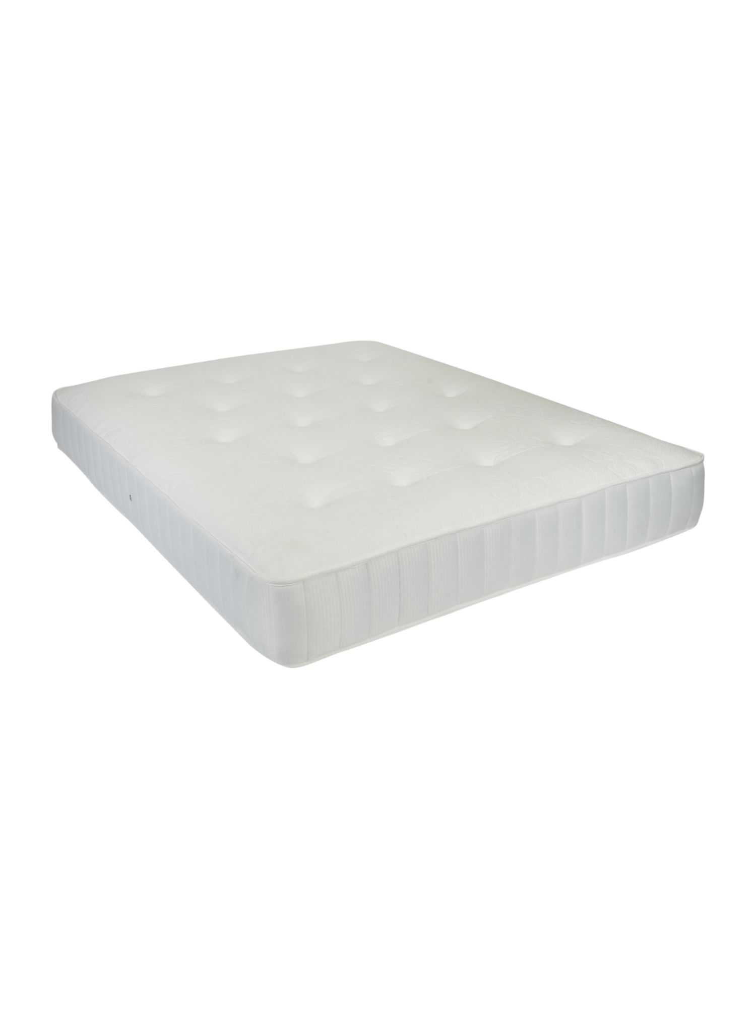 Pocket mattress range