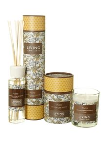 Living by Christiane Lemieux Plume Fragrance