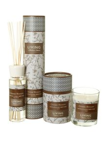Living by Christiane Lemieux Chinese blossom fragrance