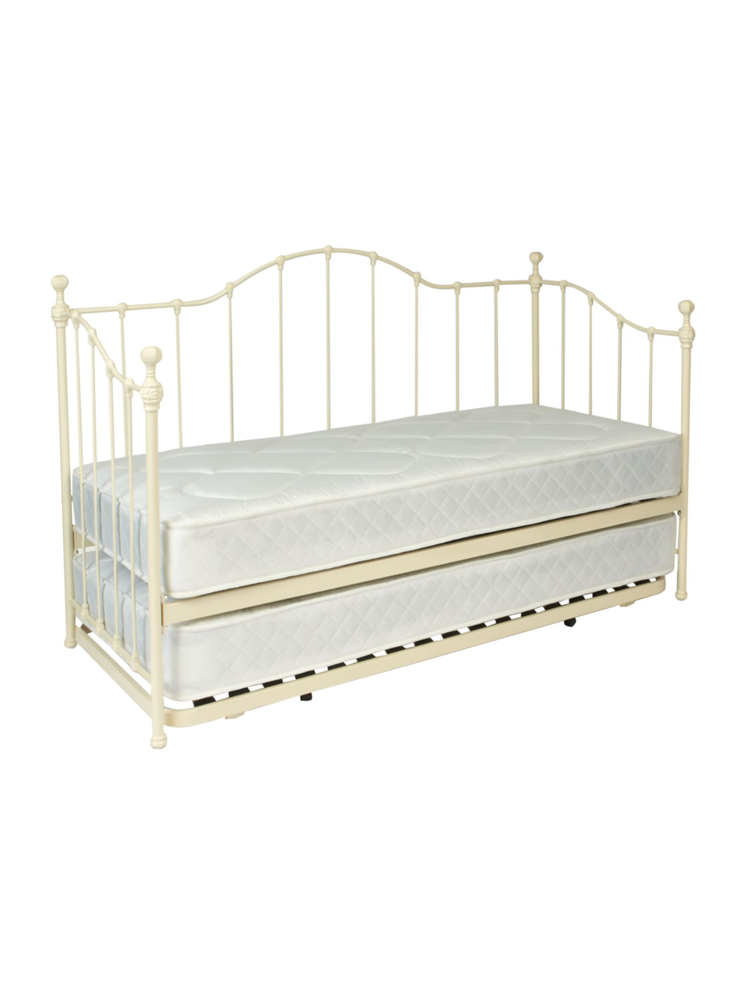 Iris day and guest bed range