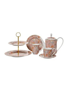Linea Collier Campbell floral dinnerware range