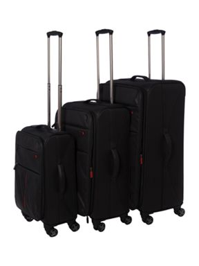 Linea SpaceLite luggage Range