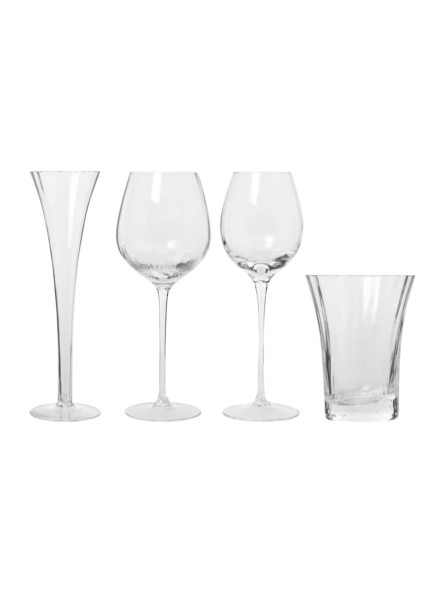 Aurelia glassware collection