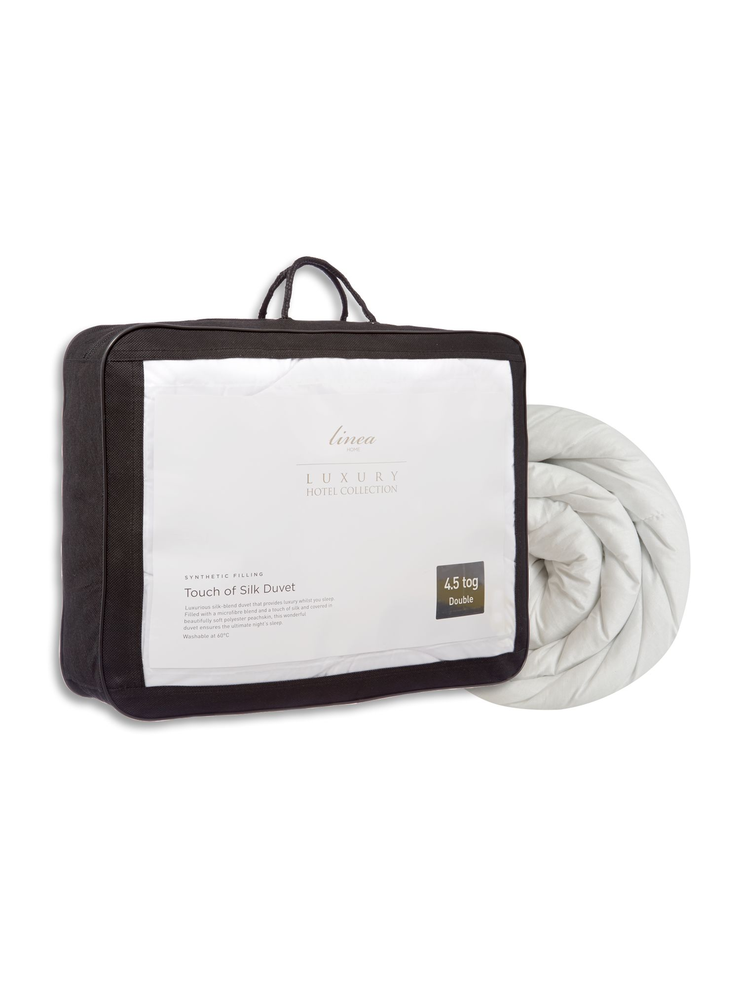 Touch of silk 4.5 tog duvets