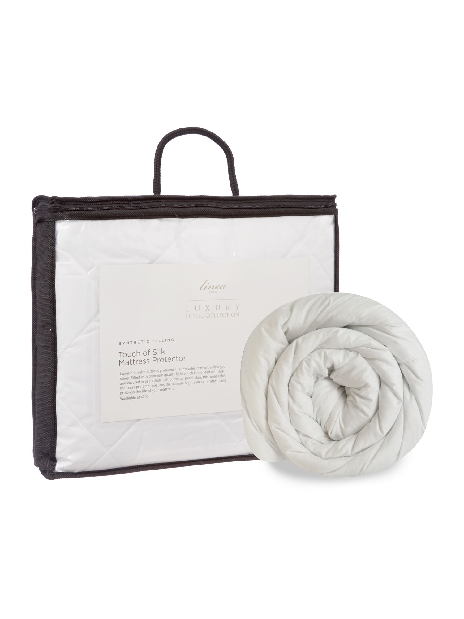 Touch of silk mattress protectors