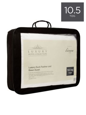 Hotel Collection Duck feather & down 10.5 tog duvets