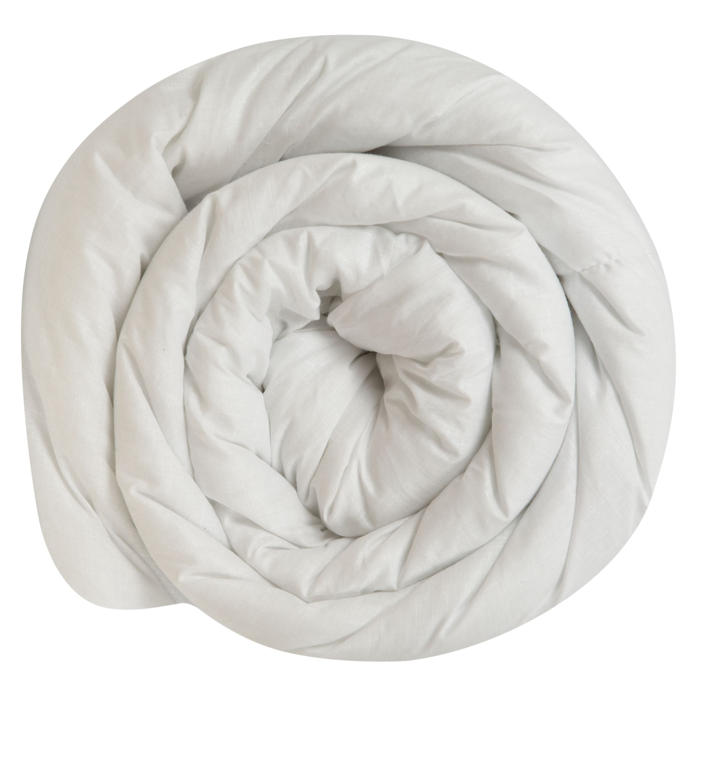 Feather and down 4.5 tog superking duvet