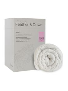 Feather and down 10.5tog duvets