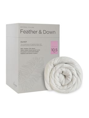 Linea Feather and down 10.5tog duvets