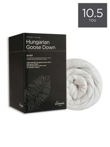 Linea Hungarian down duvets 10.5tog
