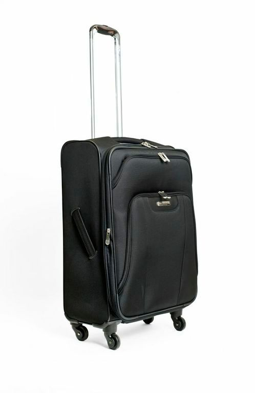 Metro 3 case 4 wheel cabin suitcase