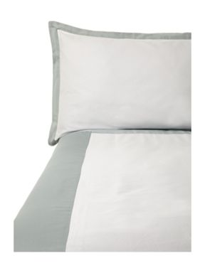 Luxury Hotel Collection 500 thread count oxford bedlinen duckegg