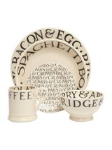 Emma Bridgewater Black Toast Cereal Bowl