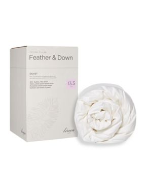 Linea Feather and down 13.5tog duvets