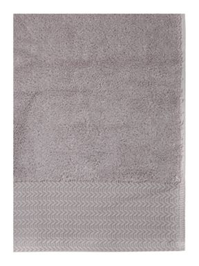 Luxury Hotel Collection Zero twist towel range in amethyst