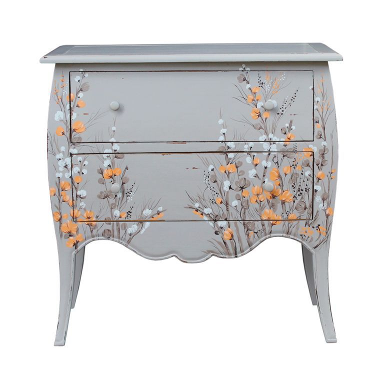 Wildflower bedroom furniture range