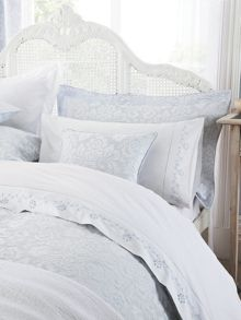 Sanderson Richmond bedlinen in blue