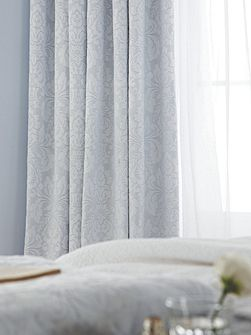 Richmond lined curtains 66x72 (168x183cm) blue