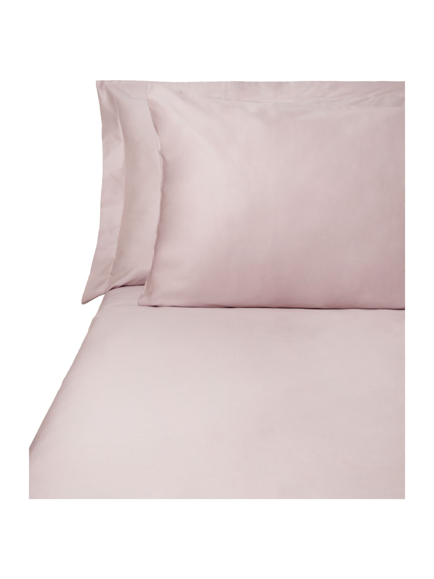 500 TC super king size duvet cover set mauve