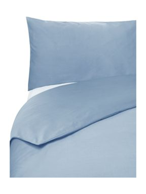Luxury Hotel Collection 500 thread count bed linen in soft blue