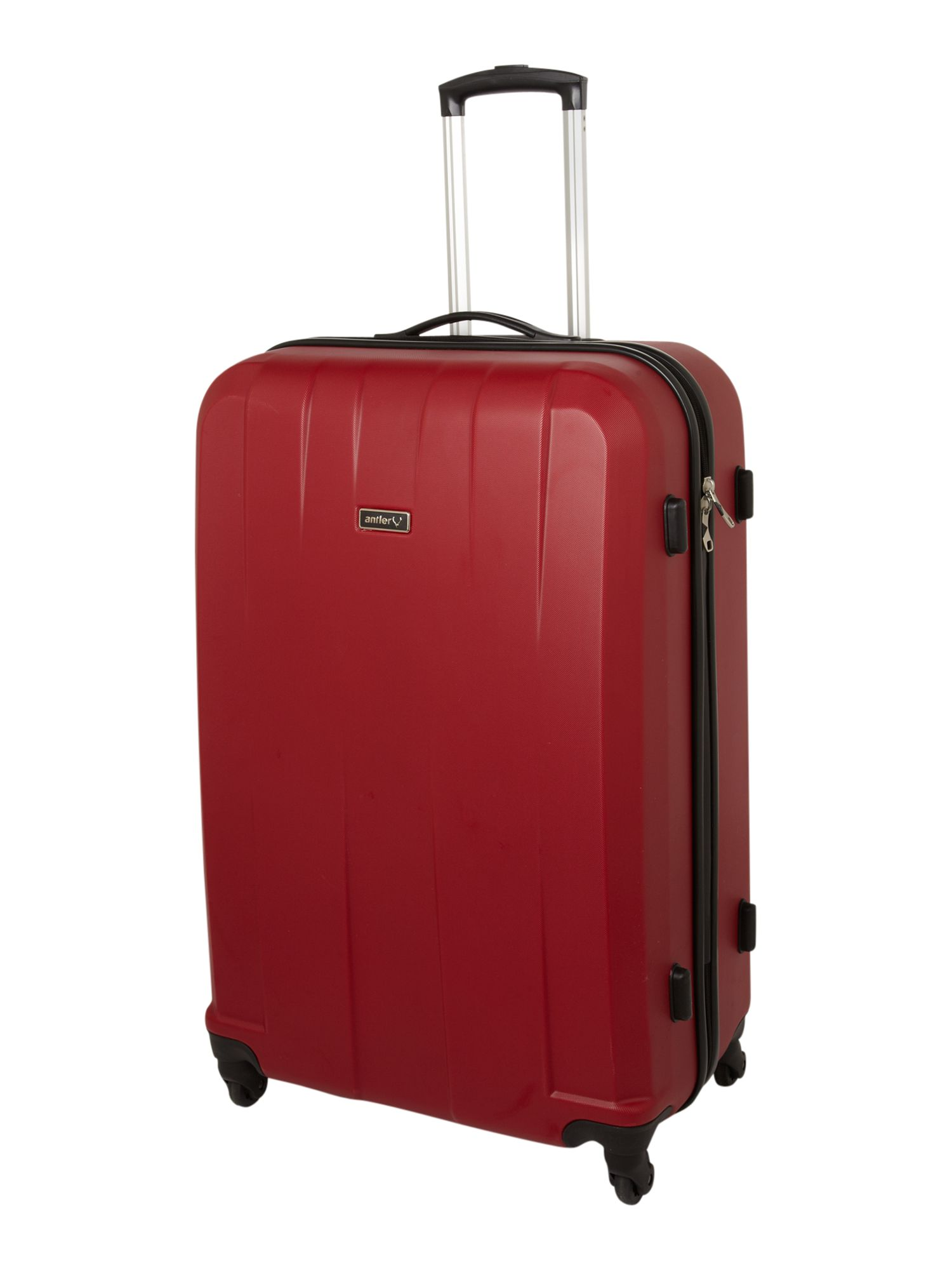 Quadrant red suitcase range