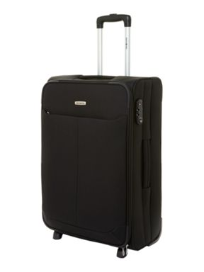 Samsonite Arenal black suitcase range