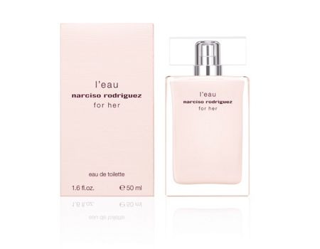 Narciso Rodriguez L`Eau for her Eau de Toilette 100ml
